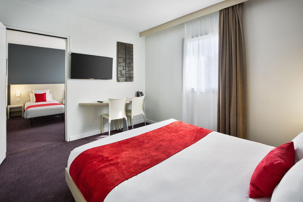 Hotel Nantes groupes loisirs