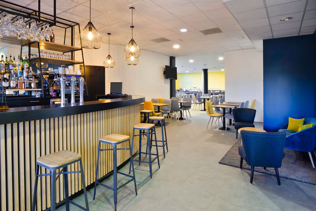 Bar Hotel Nantes Beaujoire