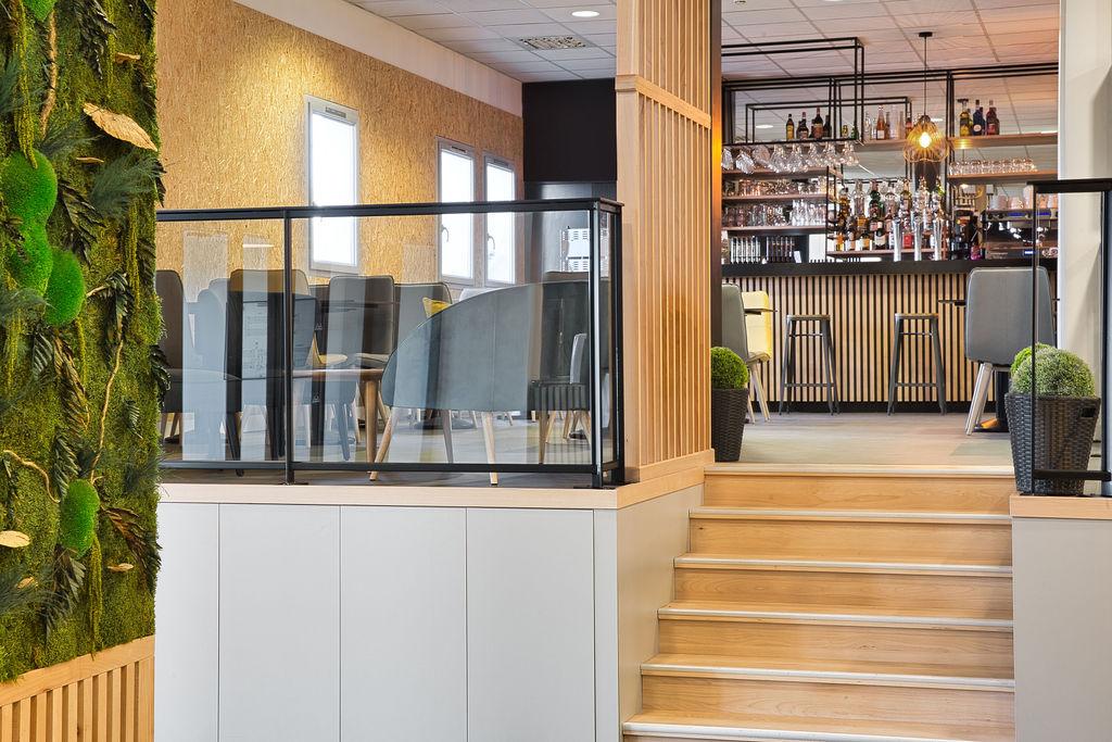 Café hôtel Nantes Beaujoire