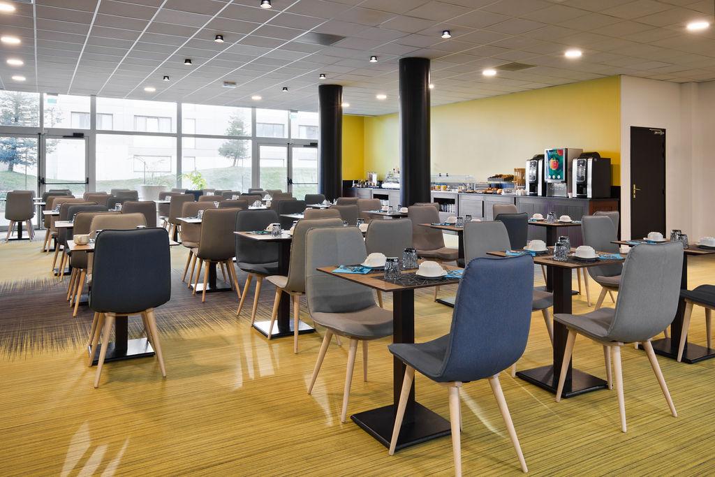 Restaurant entreprise Nantes Beaujoire