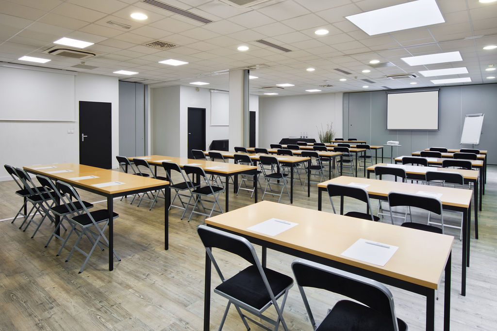 Salle formation Nantes Beaujoire