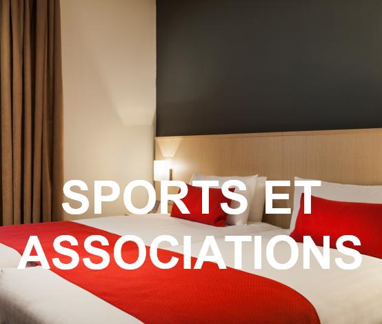 Chambre Hotel association sportive