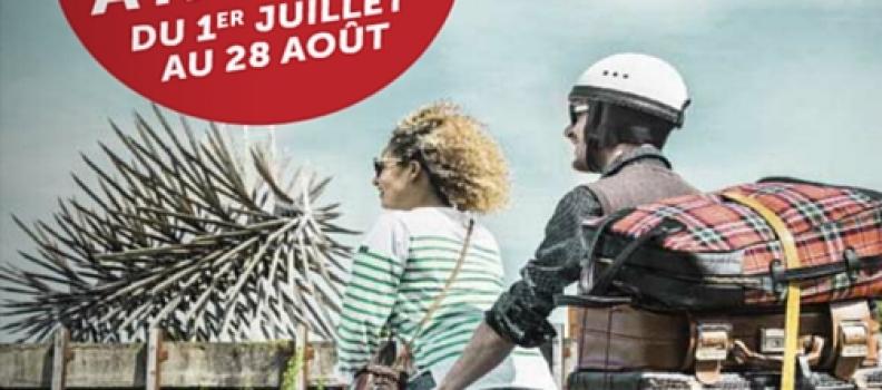 Venez «voyager à Nantes» du 1er juillet au 28 août 2016