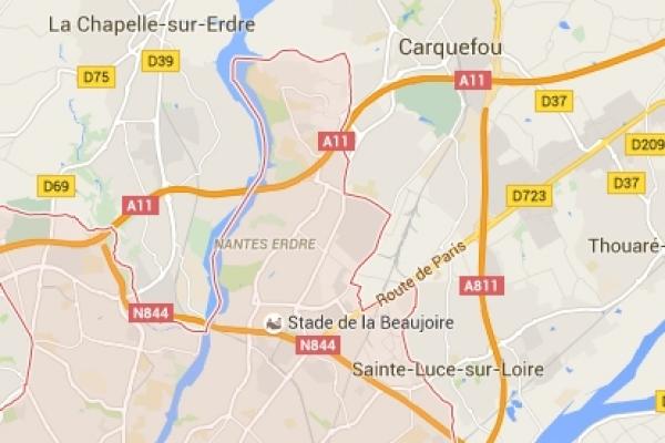 Saint Luce sur Loire Carquefou La Chapelle sur Erdre